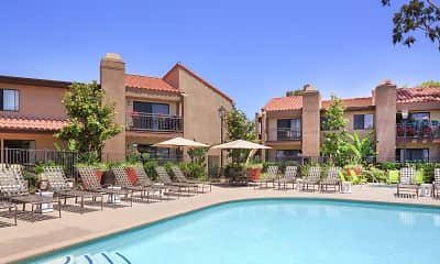 Pool, Westwood Apartment Homes, 1
