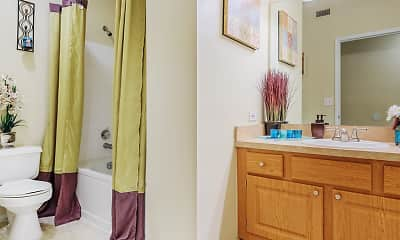 Bathroom, The Preserve at Coral Square, 2