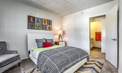 Bedroom, The Summit at La Crescenta, 1