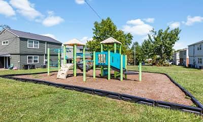 Playground, Melvin Park, 2