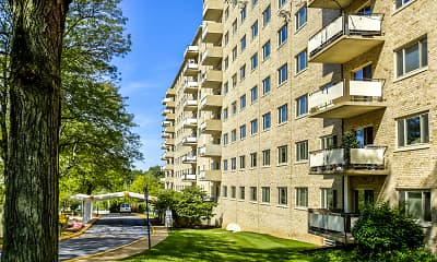 Building, Ruxton Towers-Towson, 1