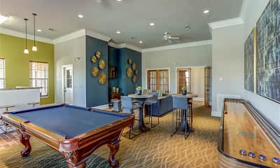rec room with natural light and a ceiling fan, The Vineyard of Olive Branch, 0