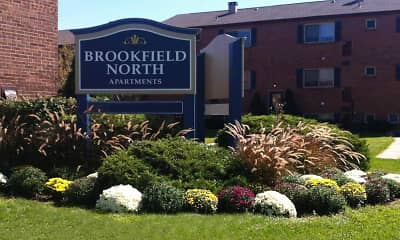 Building, Brookfield North Apartments, 0