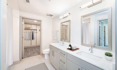 Bathroom, MAA Robinson, 2