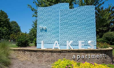 Community Signage, The Lakes, 2