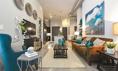Living Room, Millennium High Street, 1