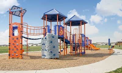 Playground, Stonebridge Townhomes and Villas, 2