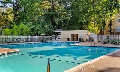 Pool, Regency Park Apartment Homes, 0