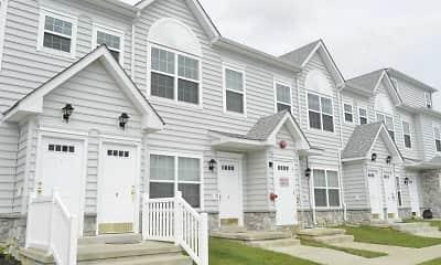 Building, Sunnyside Apartments, 0