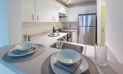 Kitchen, Metropolitan Park, 1