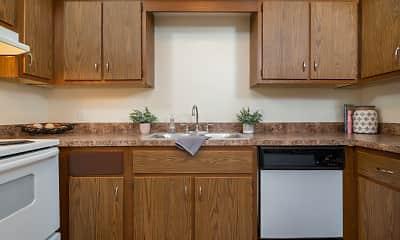 Kitchen, Wildwood Commons, 1