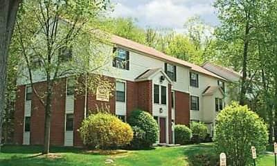 Building, Ridgefield Apartments, 2