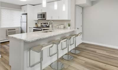 Kitchen, Renaissance Hills, 1