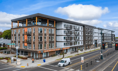 Building, ArLo Apartments, 2