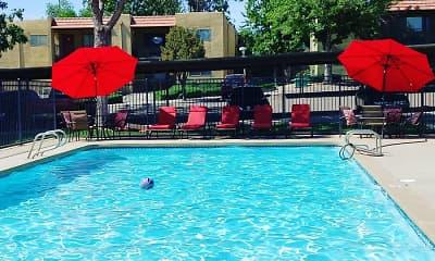 Pool, Cibola Village, 1