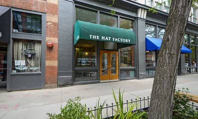 The Hat Factory, 2