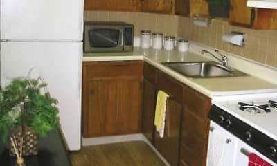 Kitchen, James Plaza, 1
