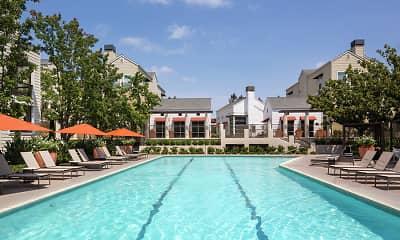 Pool, The Hamptons, 1