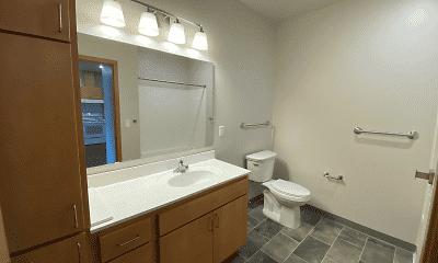 Bathroom, Owasso Gardens Apartments, 0