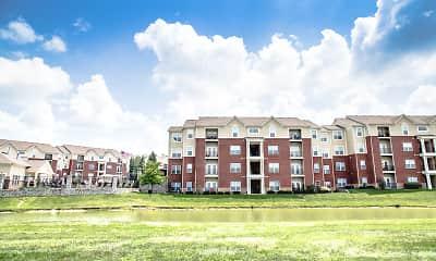 Building, Devonshire, 0