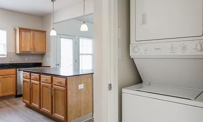 Kitchen, Mansions at Jordan Creek, 2