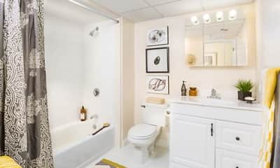 Bathroom, Bay View Estates, 2