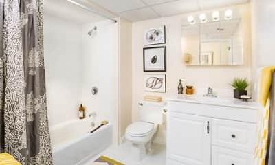 Bathroom, Bay View Estates, 2