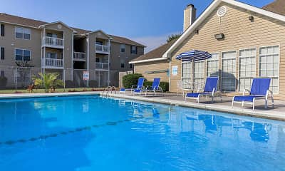 Pool, Providence Pointe Apartments, 1