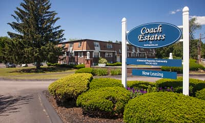 Community Signage, Coach Estates, 0