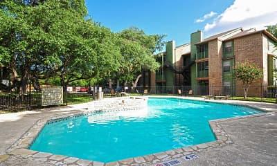 Pool, Remington House, 0