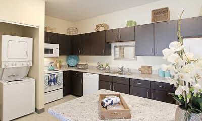 Kitchen, The Brunswick Community, 1