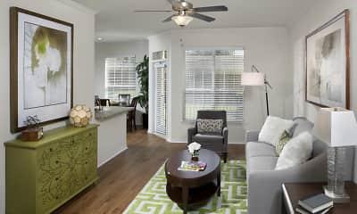 Living Room, Camden Lago Vista, 1