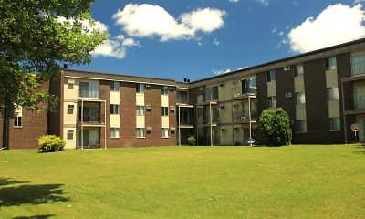 Building, Rosedale Estates, 0