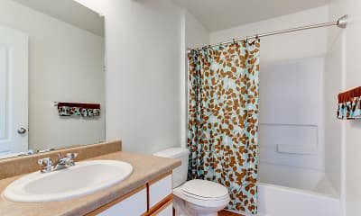 Bathroom, Enchanted Hills, 2