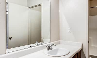 Bathroom, Village Meadows, 2