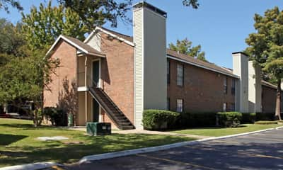 Building, Peppertree Apartments, 0