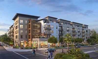 Building, MV Apartments, 2