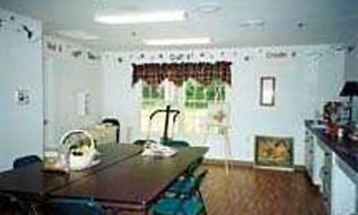 Kitchen, Moongate Adult Community, 2