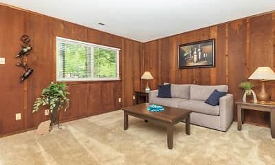 Living Room, Whispering Hills, 2
