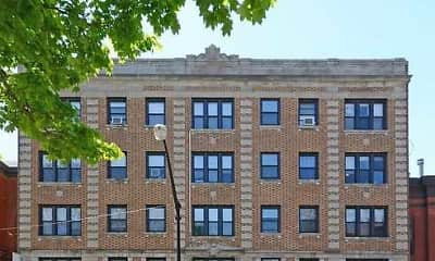 Building, 2244 N. Cleveland, 1