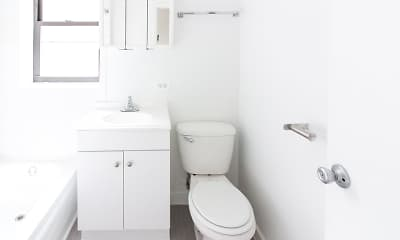 Bathroom, 1515-1521 E. 54th Street, LLC, 2