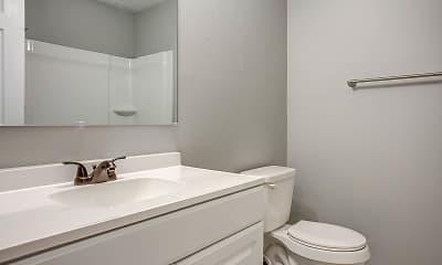 Bathroom, Fairfield Village, 2