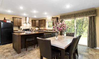 Dining Room, Meadow Creek, 2