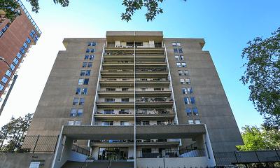Building, Park Cheesman, 1