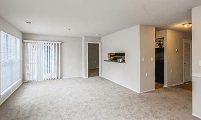 Living Room, Arrive Crofton, 1