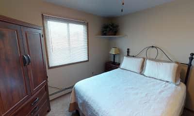 Bedroom, Kirkwood Manor Apartments, 2
