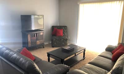 Living Room, 2301 Godby Road, 2