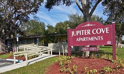 Community Signage, Jupiter Cove, 0
