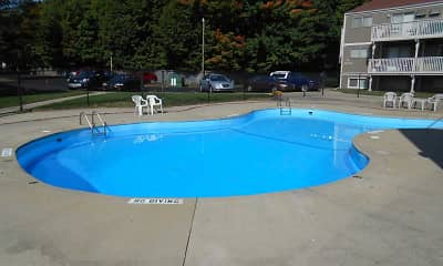 Pool, North Niles Villa, 2