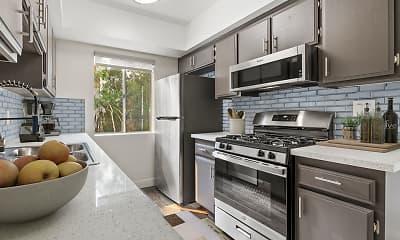 Kitchen, Sherman Oaks Gardens, 0